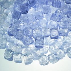 Kristal Buz Küpleri (Yapay - sahte - sentetik - plastik - dekor) Armapol Plastik